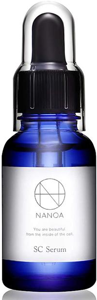 ナノア(NANOA)ヒト幹細胞培養液配合の美容液